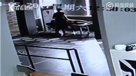 中國大陸,嘉善,健身房,猥褻,偷摸 圖/翻攝自YouTube