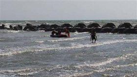 溺水 新竹 翻攝畫面