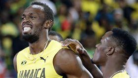 Usain Bolt,波爾特,波特,短跑,田徑,退休 圖/美聯社/達志影像