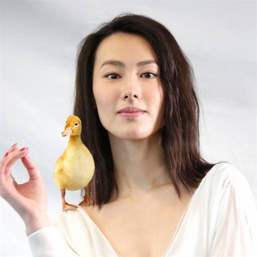 香港女星梁洛施(圖/翻攝自梁洛施臉書)