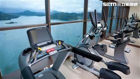 運動旅遊,健身房。(圖/hotels.com提供)
