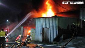 新北,汐止,工廠,火警