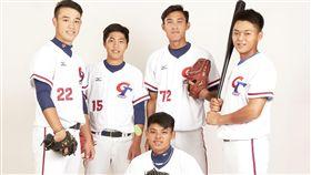 台北世大運棒球團體(圖/大專體總提供)