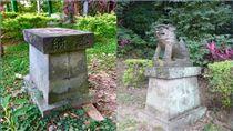 圓山神社狛犬像(組圖/網友授權使用)