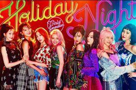 少女時代,新專輯,Holiday Night(圖/翻攝自TaeYeon IG)