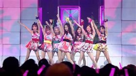 少女時代,新專輯,Holiday Night,M Countdown(圖/翻攝自YouTube)