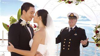 新北聯合婚禮登愛之船 郵輪蜜月等你