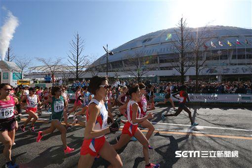 名古屋女子馬拉松,路跑。(圖/雄獅旅遊提供)