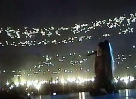 亞莉安娜,演唱會,危險尤物