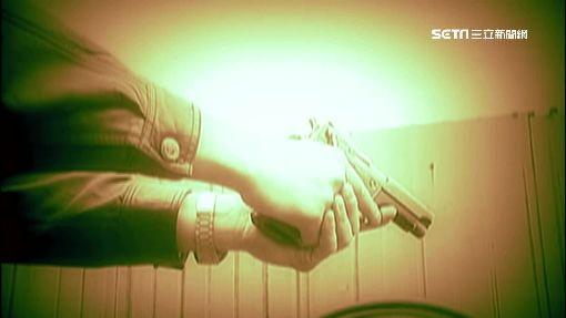 開槍,警察,槍殺
