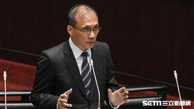 行政院長林全接受總質詢 圖/記者林敬旻攝