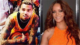 蕾哈娜,Rihanna,克里斯小子,Chris Brown,/翻攝自蕾哈娜IG 克里斯小子臉書