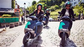 Smartscooter智慧雙輪 電動機車 Gogoro提供