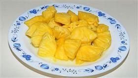 鳳梨.水果(圖/攝影者Choo Yut Shing CC License/網址http://bit.ly/2fYrAPQ)