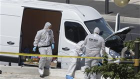 法國馬賽巴士站遭衝撞釀1死1傷 檢方指無恐攻證據 ▲圖/美聯社/達志影像