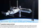 太空實驗室「天宮一號」 http://www.popsci.com/chinas-space-station-plans-in-powerpoint-closer-look-at-tiangong-3