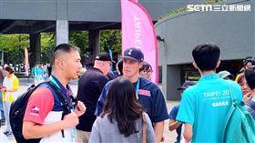 天母棒球場台韓戰門票擠爆。(圖/球迷提供)