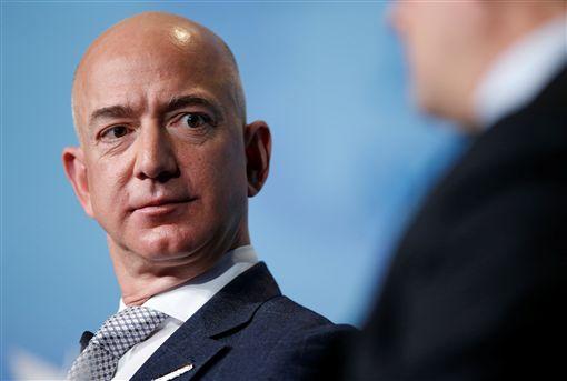 Amazon,Jeff Bezos,傑佛瑞‧貝佐斯圖/路透社/達志影像