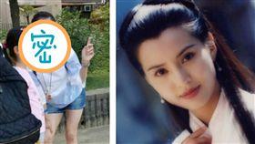 神鵰俠侶,小龍女,港星,李若彤,(圖/翻攝自新浪網)