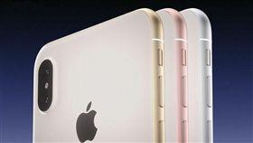 翻攝網路  iPhone 8 渲染圖