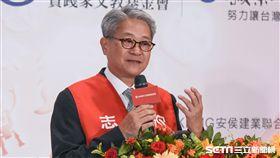 台新金董事長吳東亮 圖/記者林敬旻攝