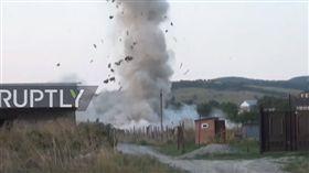 Ingushetia,俄國,特種部隊,恐怖分子(圖/翻攝自YouTube)