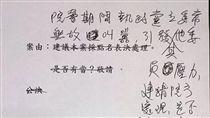國民黨奇葩提案(圖/翻攝自林昶佐 Freddy Lim臉書)