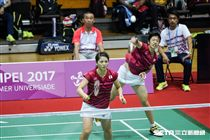 0825世大運羽球團體賽,日本加藤美幸 圖/記者林敬旻攝