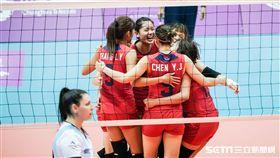 0825世大運女子排球中華隊、阿根廷 圖/記者林敬旻攝
