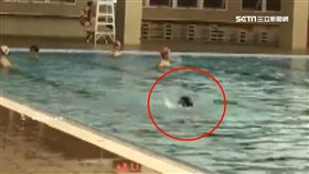 高雄,姪子,溺水,教練,救生員
