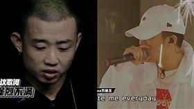 中國有嘻哈 圖/愛奇藝