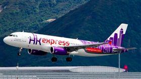 香港快運。(圖/翻攝自HK Express粉絲頁)