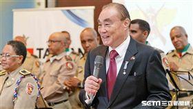 中華民國駐多明尼加大使湯繼仁/國防部長馮世寬 國防部提供