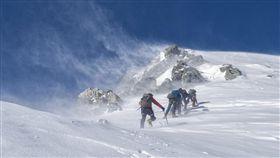 Alps,阿爾卑斯山,登山客 圖/Pixabay