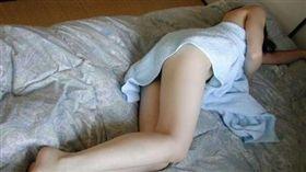 清涼,床照,內褲,