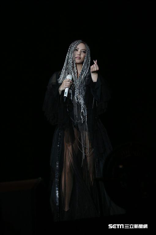 張惠妹巡演「烏托邦2.0慶典」圖/EMI提供