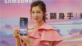 粉紅色 星沙粉 三星 Galaxy Note 8