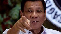 菲律賓總統杜特蒂,Rodrigo Duterte(圖/翻攝自推特)