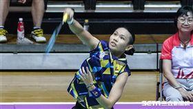 0829世大運羽球女子單人,中華隊戴資穎 圖/記者林敬旻攝