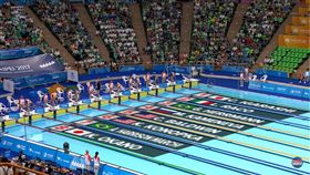 世大運 游泳 電視 台北市資訊局 CG特效