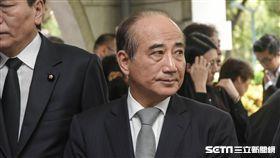 劉文雄葬禮,王金平到場默哀 圖/記者林敬旻攝