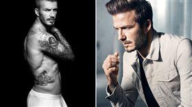 貝克漢(圖/翻攝自David Beckham臉書)