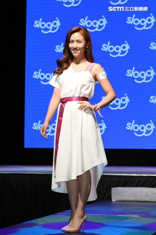 20170831-憲哥女兒SANDY發表內衣記者會