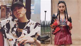 中國有嘻哈,Jony J,VAVA,總決賽,冠軍,直播,復活(圖/翻攝自Jony J、VAVA微博)