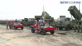 防空飛彈軍成軍 結合空軍雷達打更準