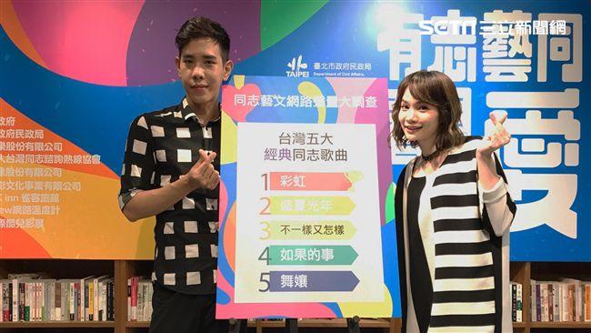 經典同志金曲 張惠妹「彩虹」奪冠