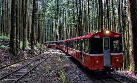 阿里山森鐵郵輪列車 10月起深入水山