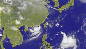 0903衛星雲圖/中央氣象局官網
