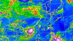 0903衛星雲圖/中央氣象局