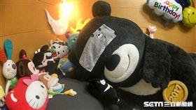 熊讚賴床 翻攝臉書
